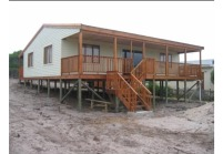 Nutec Holiday Home on Stilts