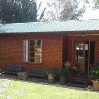 2 Bedroom Log Home