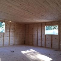 Log Cabin Inside Image