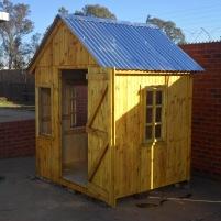 Guard Hut Wendy