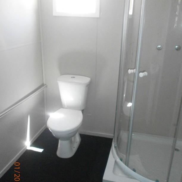 Bathroom - Toilet Installed