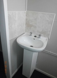 Bathroom - Basin Installed