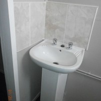 Bathroom - Basin Installed