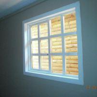 Inside Window Finishings of Home