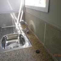 Small Kitchenette - Basin