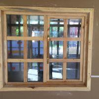 Inside Finishing of Windows in Wendy