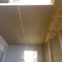 Interior - Dry Walling