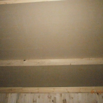 Neatly Finished Ceiling