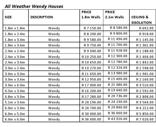 All Weather Wendy Houses New JPG